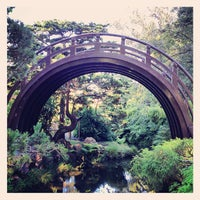 Photo taken at Japanese Tea Garden by Josh B. on 9/10/2013