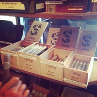 Photo taken at Santa Barbara Cigar & Tobacco by Ruben G. on 3/31/2014