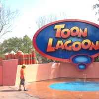 Photo taken at Toon Lagoon by Michael L. on 2/7/2013