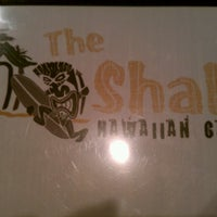 Photo taken at The Shak Hawaiian Cafe by Kaitlin on 3/1/2013