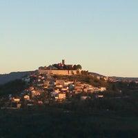 Photo taken at Motovun - Montona by iymnsh on 10/23/2012