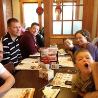 Photo taken at Bob Evans Restaurant by Eric T. on 12/2/2012