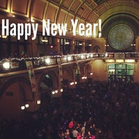 Photo taken at Union Station by Eric T. on 1/1/2013