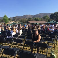 Photo taken at Jamul Little League by adrienne on 4/5/2015