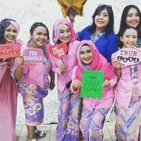 Photo taken at Gedung Pertamina Cempaka Putih by Adriany B O. on 8/6/2016