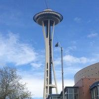 Photo taken at Seattle Center Skatepark by Tim I. on 4/27/2014