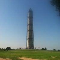Photo taken at Washington Monument by Rudy A. on 7/18/2013
