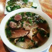 Photo taken at Pho Orchid by Food Dat on 8/16/2013