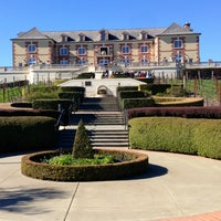 Photo taken at Domaine Carneros by M on 2/9/2013
