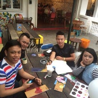 Photo taken at Palate Palette Playground by Sent I. on 12/22/2013
