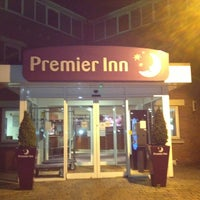 Photo taken at Premier Inn Heathrow Airport M4 J4 by Eng.Meshari on 10/16/2013