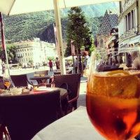 Photo taken at Stadt Café Città by Taisiia I. on 6/21/2013
