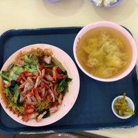 Photo taken at Tai Seng Noodle House by Anonoz C. on 2/11/2014
