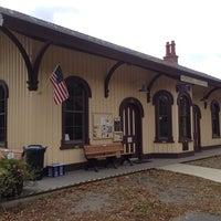 Photo taken at Dutchess Rail Trail by Sumi P. on 10/25/2013