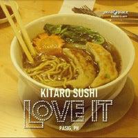 Photo taken at Kitaro Sushi by Paul T. on 2/21/2013