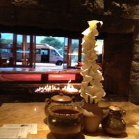 Photo taken at Tambo del Inka Resort & Spa, Valle Sagrado by Naureen K. on 10/23/2012