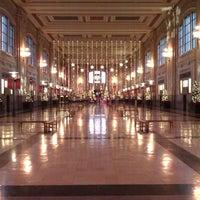 Photo taken at Union Station Kansas City, Inc. by Daniel S. on 12/5/2012
