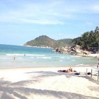 Photo taken at Panviman Resort Koh Phangan by Маруся on 4/11/2015