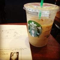 Photo taken at Starbucks by Andrew M. on 4/18/2013