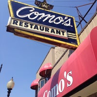 Photo taken at Como's by Armie on 8/25/2013