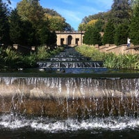 Photo taken at Meridian Hill Park by Armie on 10/17/2012