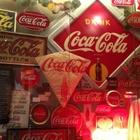 Photo taken at World of Coca-Cola by Кристина Ф. on 7/29/2013