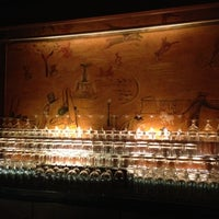 Photo taken at Bemelmans Bar by Edlynne L. on 12/16/2012
