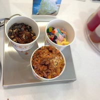 Photo taken at Mango Cup Frozen Yogurt by Cynthia D. on 8/15/2013