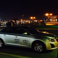 Photo taken at Prince Bin Jalawy Park by Jay Q. on 6/13/2014