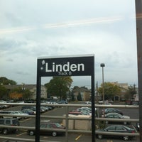 Photo taken at NJT - Linden Station (NEC/NJCL) by Chris R. on 10/15/2012