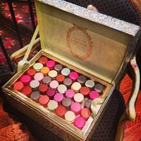 Photo taken at Ladurée by Angie R. on 9/22/2013