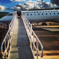 Photo taken at Aspen/Pitkin County Airport (ASE) by Rachel K. on 7/3/2013