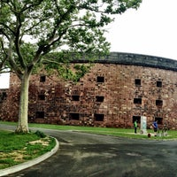 Photo taken at Castle Williams by Angel L. on 6/20/2015