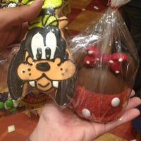 Photo taken at Disney's Candy Cauldron by Mrs. T. on 7/25/2013