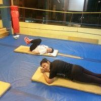Photo taken at Gym Plus by Jeffree C. on 11/6/2013