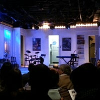 Photo taken at SoHo Playhouse by Michael M. on 10/12/2012
