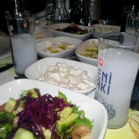 Photo taken at konak restaurant by HüLya D. on 2/25/2015