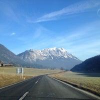 Photo taken at Liezen by Lubo . on 1/1/2014