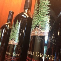 Photo taken at Sequoia Grove Vineyards by Brandon S. on 7/23/2013