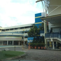 Photo taken at Yuying Secondary School by Victor L. on 4/1/2013