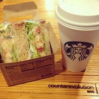 Photo taken at Starbucks by Witchaphun P. on 9/22/2013