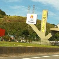 Photo taken at Prefeitura de Guarujá - Paço Moacir dos Santos Filho by Jussara C. on 5/2/2014