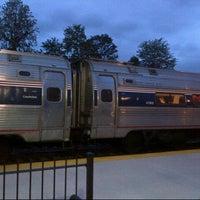 Photo taken at Amtrak Station - Lynchburg, VA (LYH) by Jeff F. on 5/6/2013
