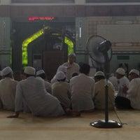 Photo taken at Masjid Baru Kg Sg Merab Luar by Ritz R. on 8/3/2013