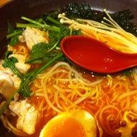 Photo taken at 복진면 by Hur M. on 11/13/2012