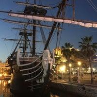Photo taken at La Taberna Del Puerto Alicante by Ilona on 4/22/2015