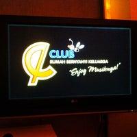 Photo taken at e-Club by Bucil U. on 1/25/2013