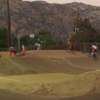 Photo taken at Catcus Park BMX by Nanc D. on 9/17/2013