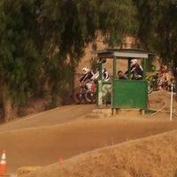 Photo taken at Catcus Park BMX by Nanc D. on 8/30/2013