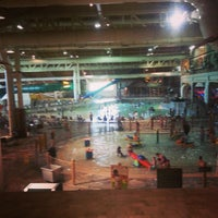 Photo taken at Great Wolf Lodge by Jean Carlos A. on 8/21/2013